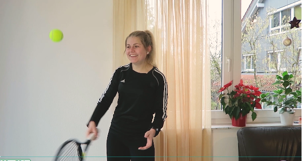 Faschings-Fitness-Challenge Anleitung