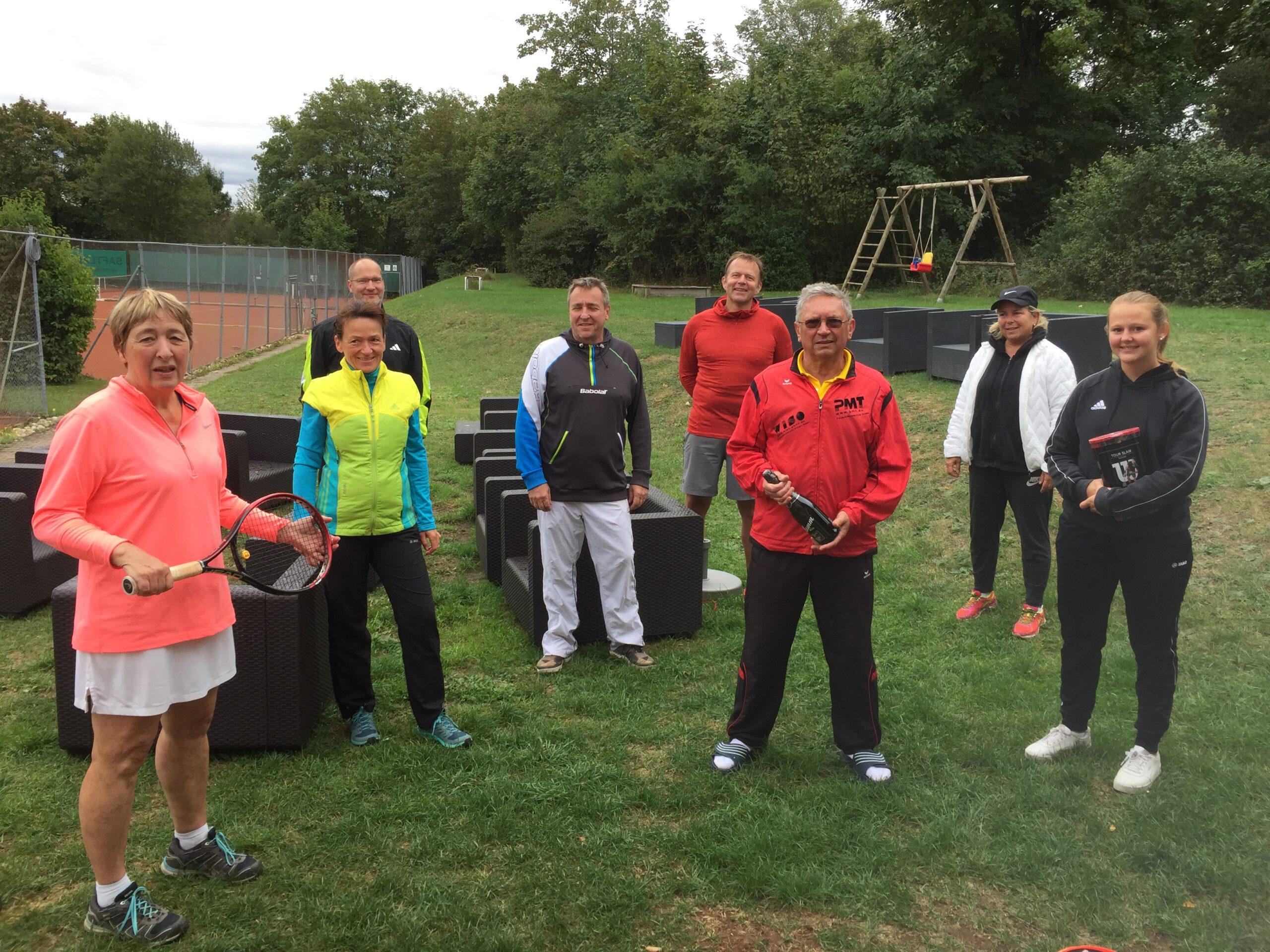 Saisonausklang mit Mixed-Meisterschaften